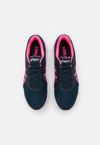ASICS - JOLT 3 - Scarpe running neutre - french blue/hot pink - 3