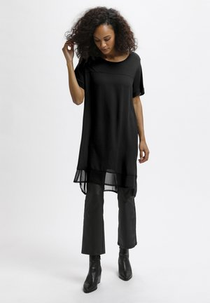 Tunic - black deep