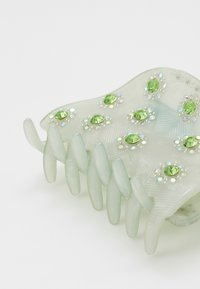 Valet Studio - MILLIE CLIP - Hair styling accessory - green - 2