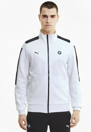 Training jacket - puma white