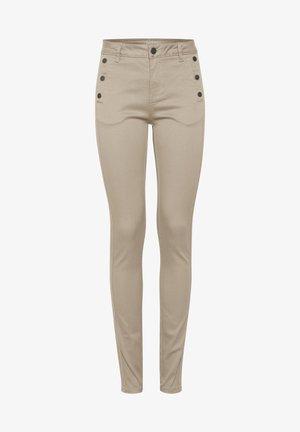 Jeans Skinny Fit - oxford tan