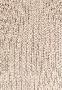 ARKET - PULLOVER - Stickad tröja - beige - 6