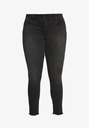 CARWILLY  - Skinny džíny - black