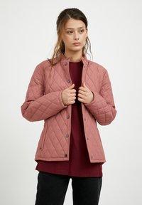 Finn Flare - Light jacket - dark pink - 0