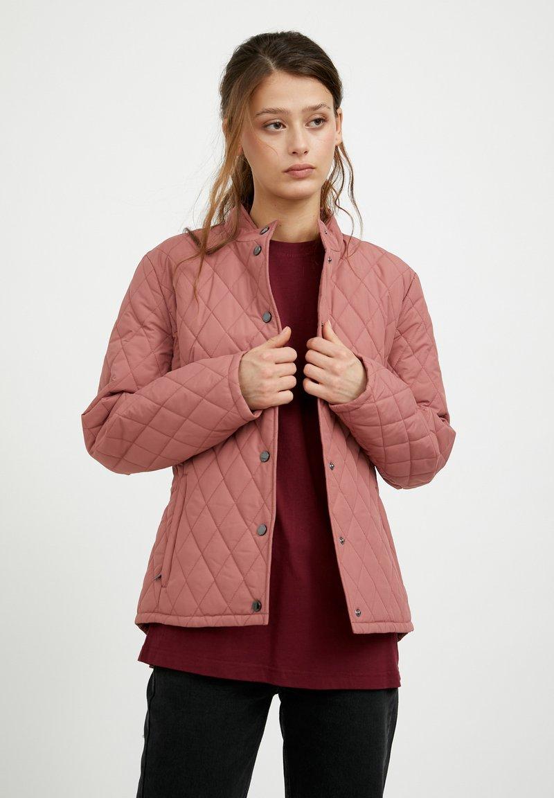 Finn Flare - Light jacket - dark pink