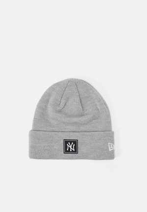 PRINTED PATCH NEYYAN UNISEX - Beanie - grey med