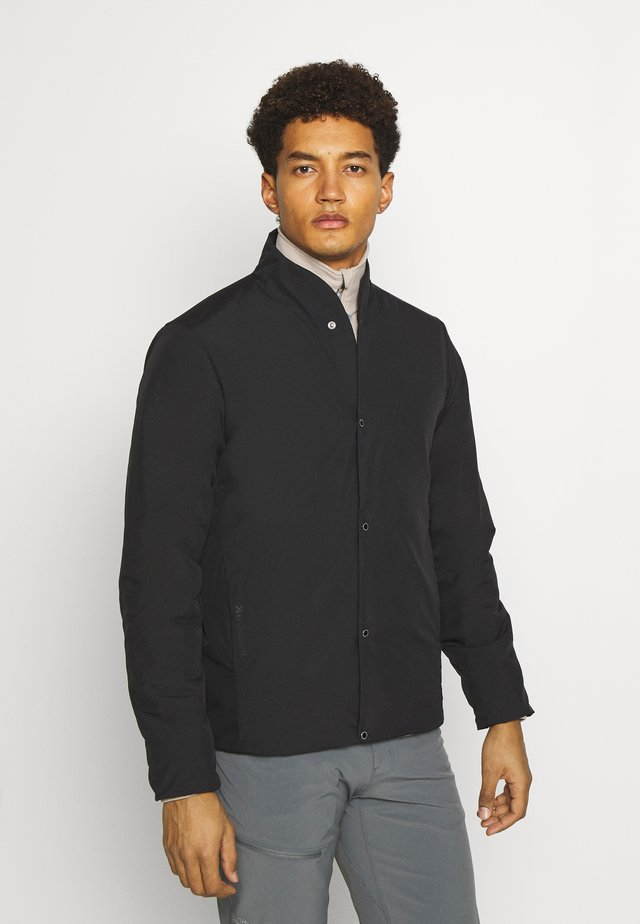 ENFOLD JACKET - Winterjas - black