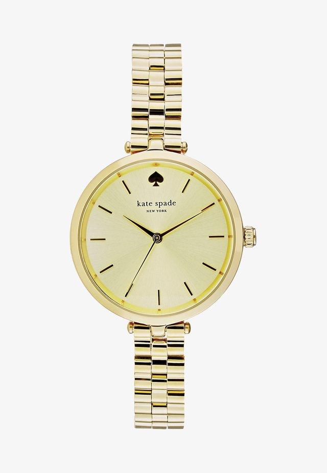 HOLLAND - Watch - goldfarben