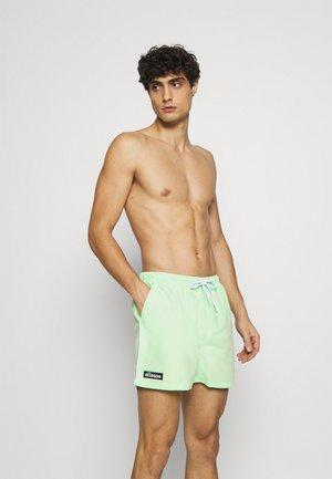 DEM SLACKERS SWIM - Zwemshorts - green