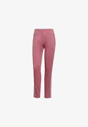 PANTS - Tracksuit bottoms - rose tone