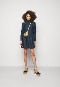See by Chloé - Denimové šaty - denim blue - 1