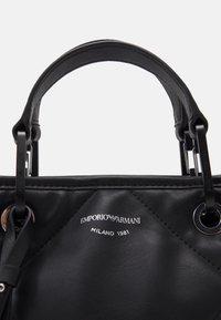 Emporio Armani - MYEABORSA SET - Handbag - nero - 5