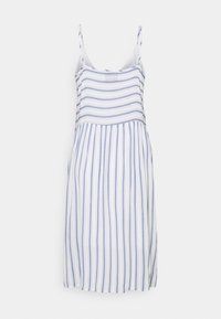 Freequent - FQDEA STRAP - Day dress - chambray blue - 1