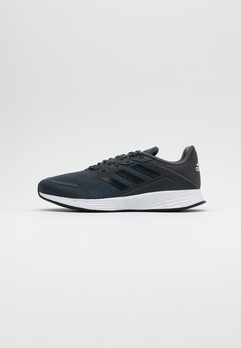 adidas Performance - DURAMO  - Zapatillas de running neutras - grey six/core black/footwear white