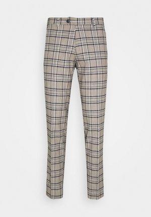 PANTALONE CASUAL - Trousers - beige