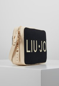 LIU JO - CROSSBODY - Schoudertas - black - 3