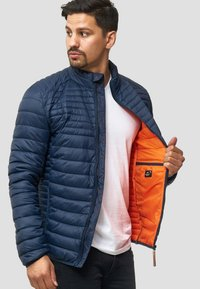 INDICODE JEANS - REGULAR FIT - Light jacket - navy - 4