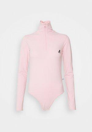 ARIZONA BODY SUIT - Top sdlouhým rukávem - light pink