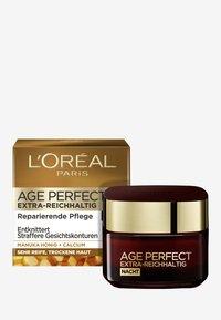 L'Oréal Paris - AGE PERFECT EXTRA-RICH MANUKA NIGHT CREAM 50ML - Night care - - - 1