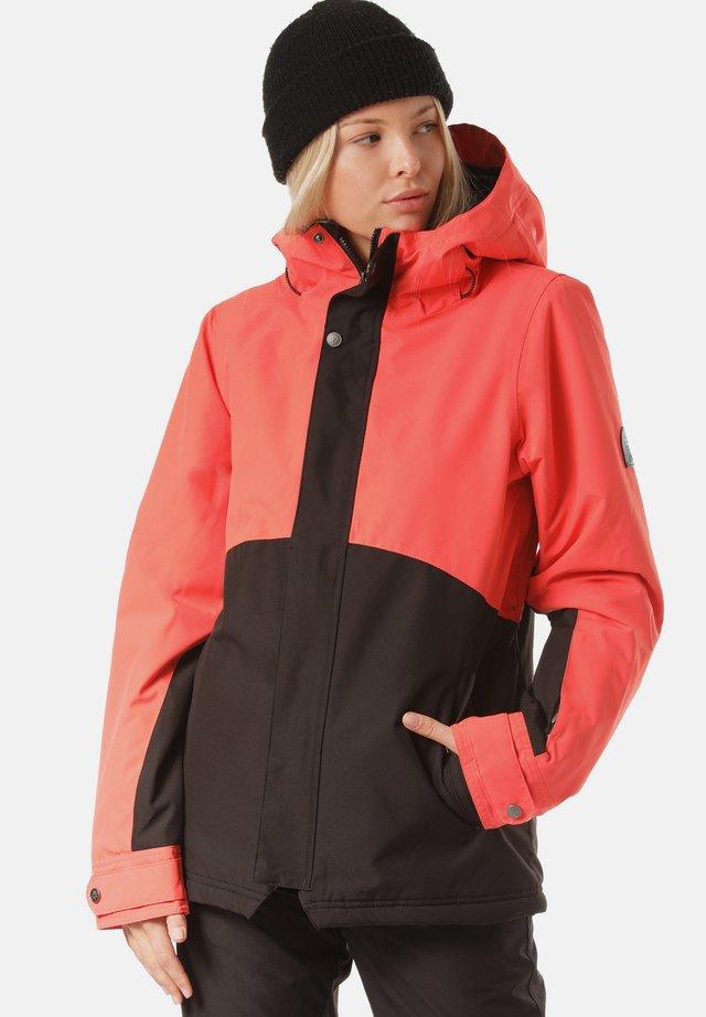 Snowboard jacket - poppy