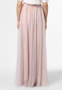 Marie Lund - Maxi skirt - pink - 1