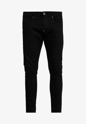 REVEND SKINNY FIT - Skinny džíny - nero black