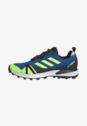 TERREX SKYCHASER LT HIKING SHOES - Obuwie hikingowe - blue