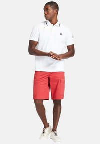 Timberland - Polo shirt - white - 1