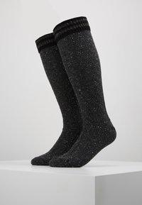 Zalando Essentials - 2 PACK - Socks - dark grey - 0
