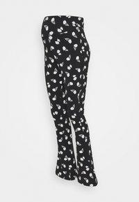 Cotton On - MATERNITY FLARE - Leggingsit - black - 0