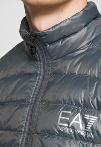 EA7 Emporio Armani - Down jacket - iron gate - 4