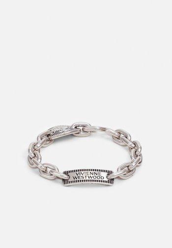 ZEPHYR BRACELET UNISEX - Bracelet - silver-coloured