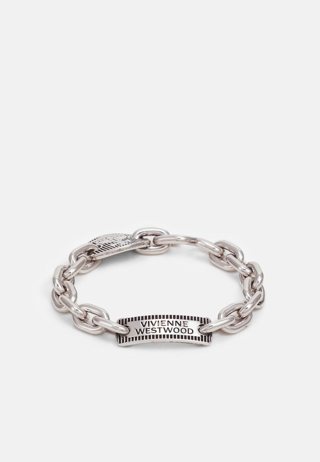 ZEPHYR BRACELET UNISEX - Náramek - silver-coloured