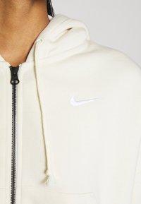 Nike Sportswear - TREND - veste en sweat zippée - coconut milk - 7