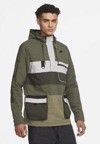 Nike Sportswear - Outdoor jacket - college grey/black - 0