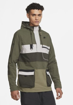 Outdoor jacket - college grey/black