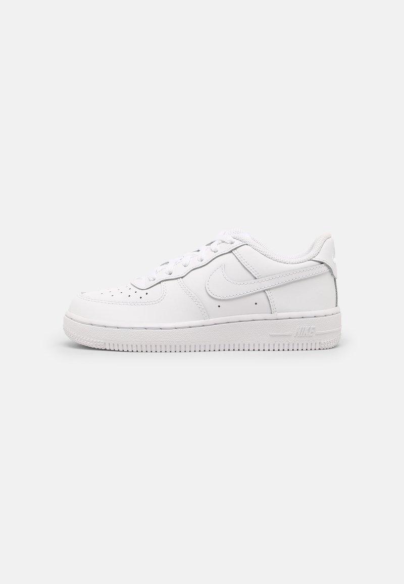 Nike Sportswear - FORCE 1 UNISEX - Baskets basses - white