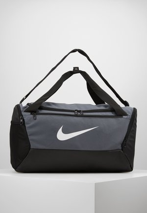 DUFF 9.0 - Sports bag - flint grey/black/white