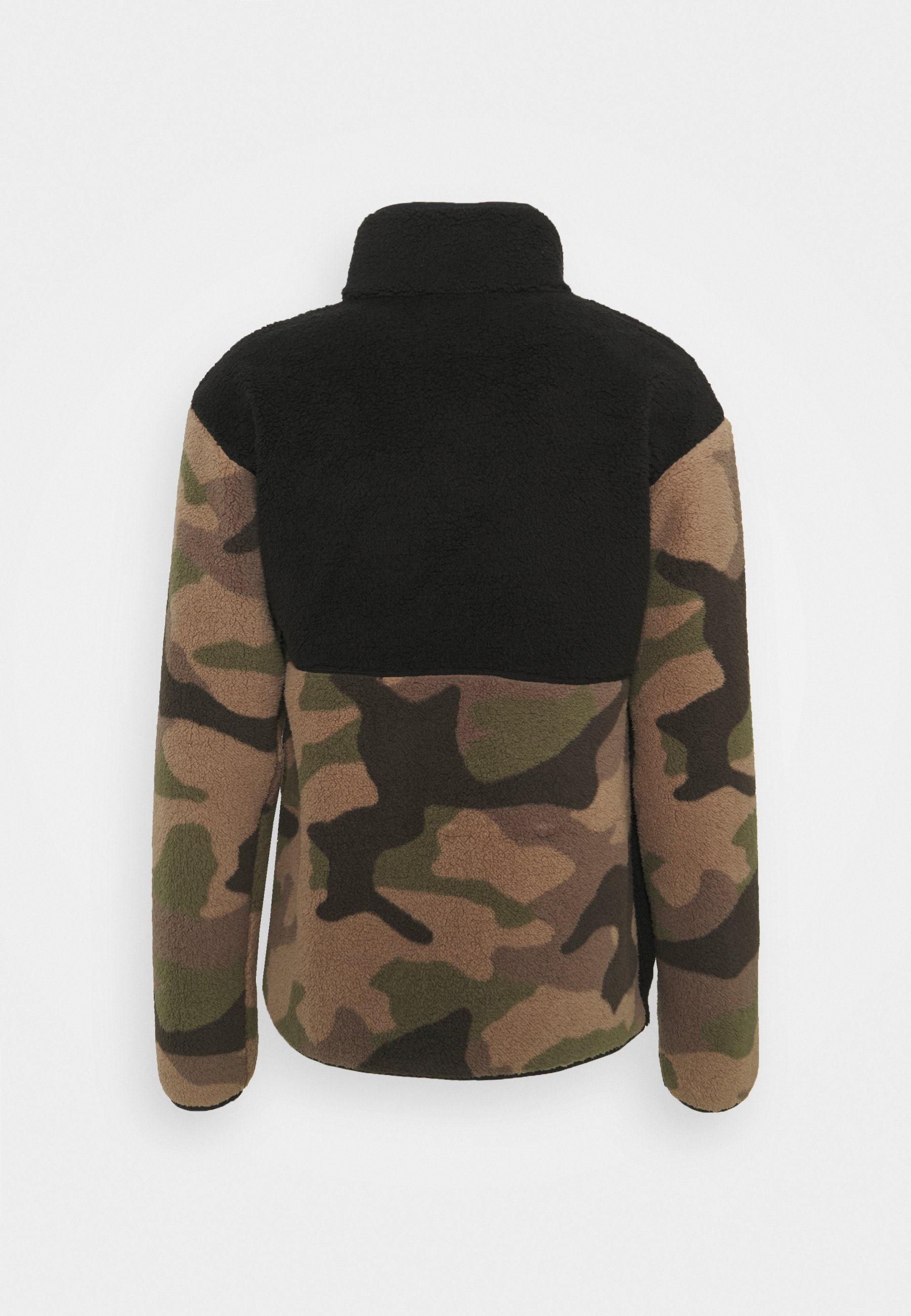 Homme RUGGED RIDGE SHERPA SNAP - Sweat polaire
