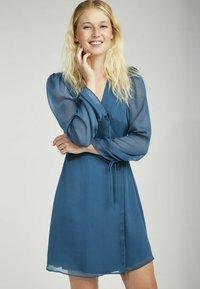 NAF NAF - Day dress - blue - 0