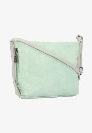 FANY UMHÄNGETASCHE 21.5 CM - Across body bag - soft mint