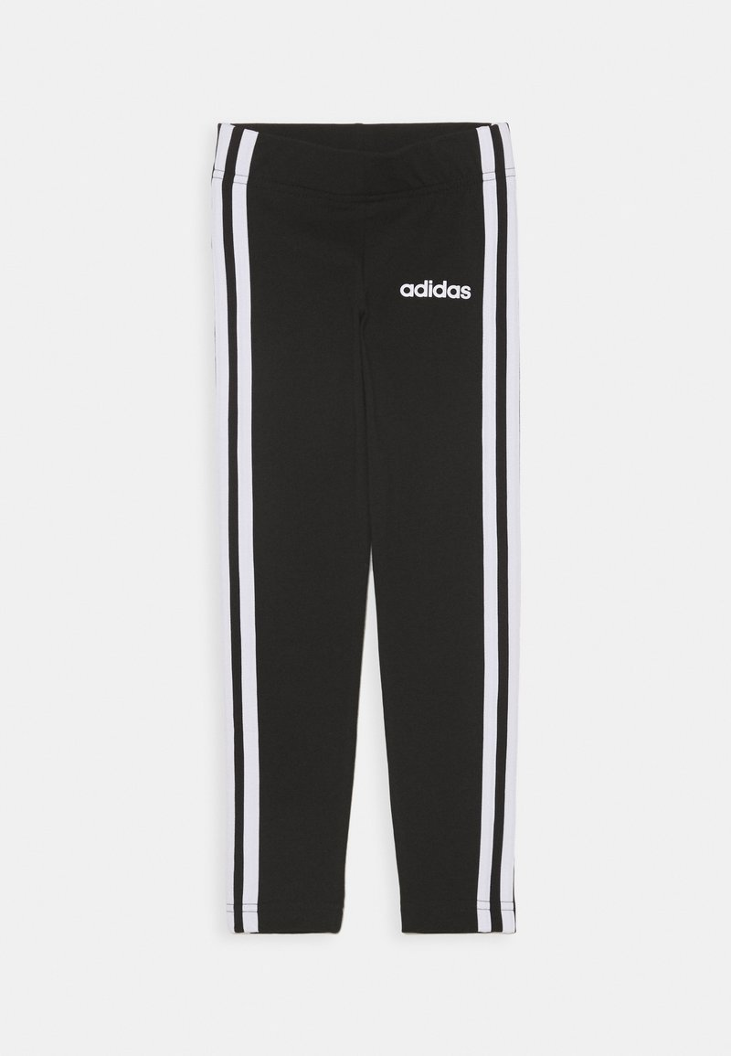 adidas Performance - UNISEX - Collant - black/white