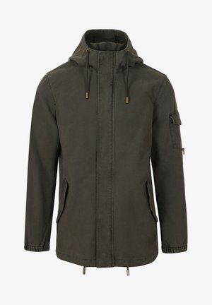 Outdoor jacket - khaki