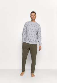 Tommy Hilfiger - Pyjama top - grey - 1