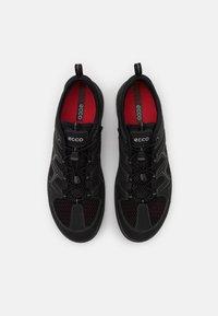 ECCO - TERRACRUISE - Sneakers - black - 3