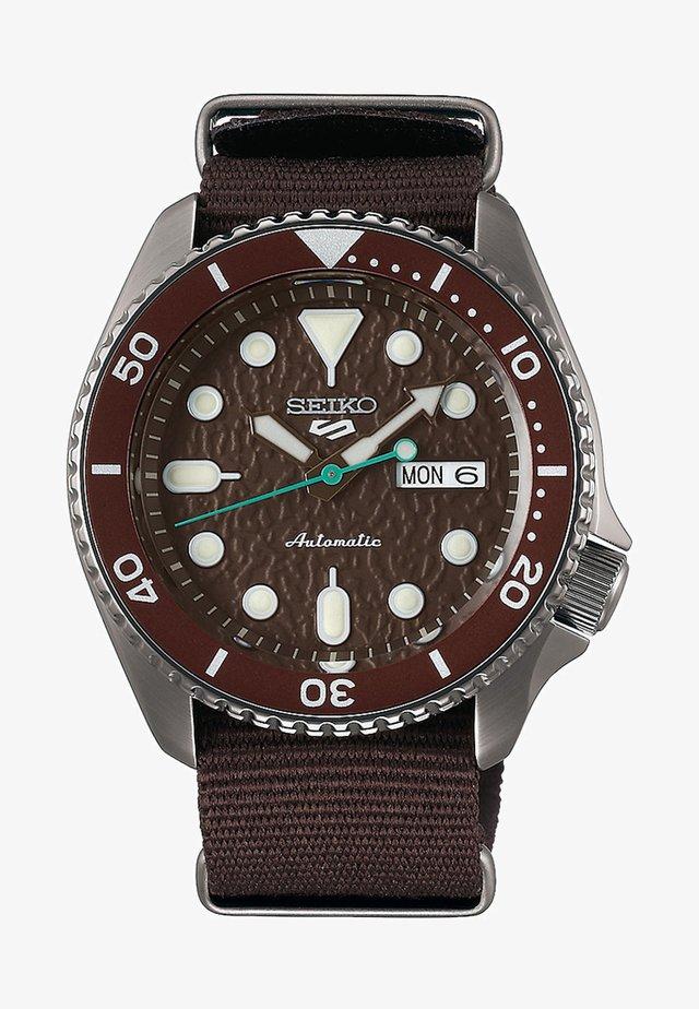 Watch - brown