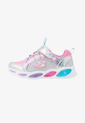 SHIMMER BEAMS - Sneakers laag - silver/multicolor
