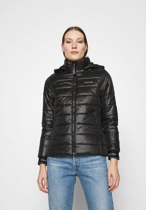 ESSENTIAL SORONA JACKET - Winter jacket - black