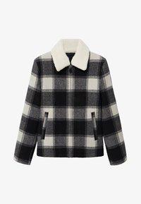 Mango - SHEFIEL2-I - Summer jacket - schwarz - 6