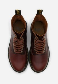 Dr. Martens - 1460 PASCAL - Lace-up ankle boots - brown classico - 3